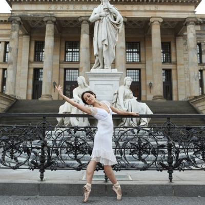 Shiller Berlin, Dancer Ana Dansa