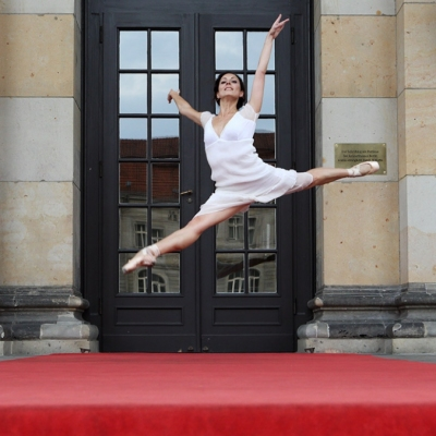 Konzerthaus Berlin, Dancer Ana Dansa